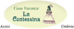 Go to Casa Vacanze La Contessina Home Page